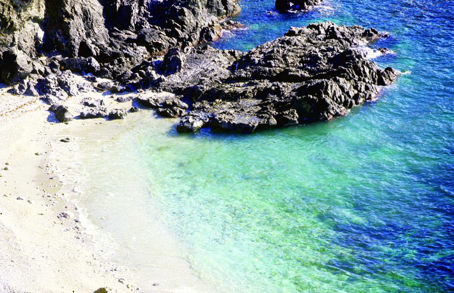 Playa de Maro baja