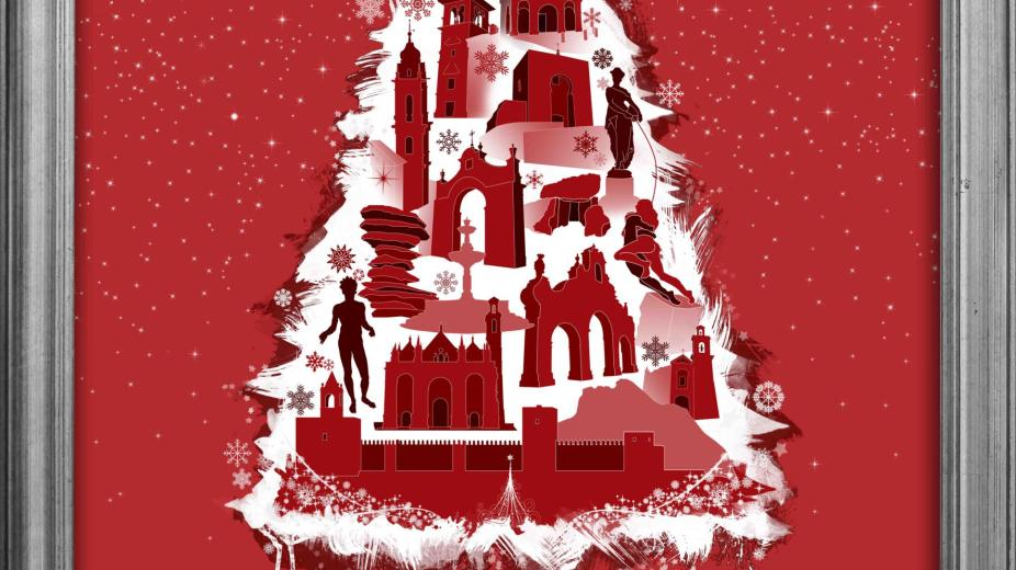 cartel campaña de navidad 2014 antequera