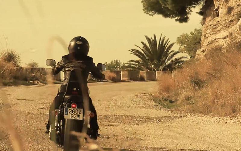 costa del sol en moto